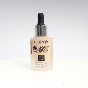 Hot sale Liquid Foundation Catrice HD Liquid Coverage Foundation 30ml LASTS UP TO 24H Catrice Foundation Free shipping