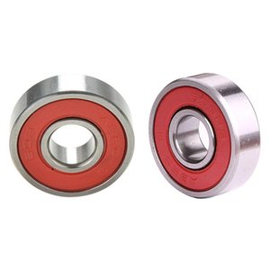1Bag 10PCS 608zz Skating Rolling Skateboard Longboard Wheel Skate Bearings Roller ABEC-9 ABEC-7 For Skate Shoes Scooter Yq