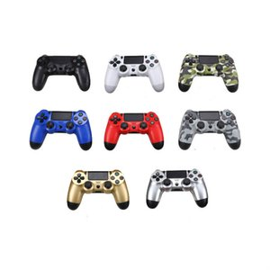 Wholesale US version PS4 manette wireless handle Ps4 Bluetooth controller wireless Bluetooth game handle Own Bluetop action video for boyspirit Kids