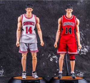 Wholesale Dunk master hot blooded basketball player joint movable No Mitsui movable doll