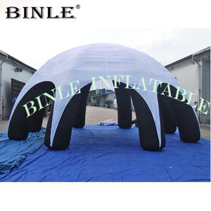 Wholesale Portable giant legs Promotional Dome Tent Inflatable Party Spider Dome Inflatable Canopy for outdoor activities