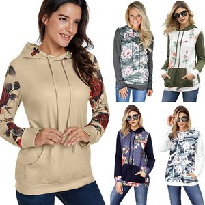 Wholesale Shiying Printing Even Hoodie Pullover String Long Sleeve Kangaroo Pocket Women s Will Code Sweater