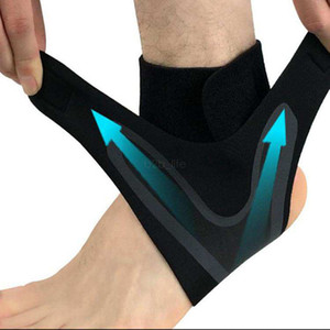 Wholesale Sports Ankle Guard Protector Ankle Support Elastic Brace Guard Breathable Men and Women Ankle Pads LJJA2698