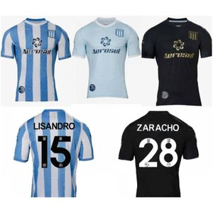 clube argentino de futebol venda por atacado-2020 Curring Club de Avellaneda Jersey Curring Club de Avellaneda Argentina Club Lisandro Zaracho Football Shirt