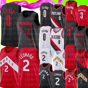 87c972add06 NCAA Damian Mens Lillard Jersey University C.J. 3 McCollum Kawhi   Leonard  Basketball Jerseys  2 Red Black White