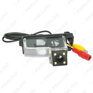 Wholesale nissan versa for sale - Group buy Car Rear View Camera With LED Lights For Nissan Tiida Livina Geniss Versa HB GT R Reverse Camera