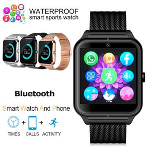 Wholesale Z60 Smart Watch Bluetooth Call Pedometer Sleep Monitor Smart Bracelet Hands free Call Sports Health Wristband For Android IOS