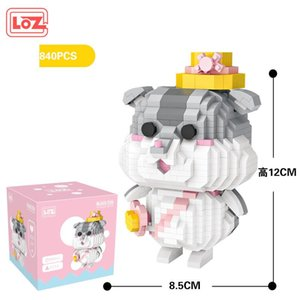 poupée jouet de clown achat en gros de-news_sitemap_homeLOZ hamster mignon McDon Clown Doll Building Blocks Mini bricolage Assemblez développement Jouet Ornement pour Noël Kid cadeau d anniversaire collecte