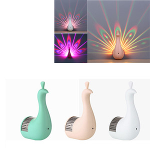 Wholesale Crestech LED Peacock Light Wall Lamp Nordic Postmodern Creative Wall Light for Living Room Bedroom Bedside Corridor Aisle Decoration
