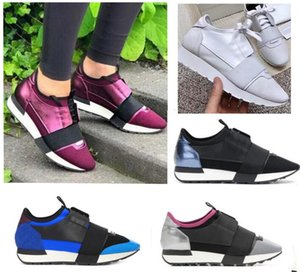 Wholesale HOT Cheap Sell High Quality Paris fashion Casual Shoes Kanye West Men Women Fashion Low Top Sneakers Genuine Leather Designer