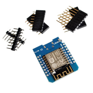 Wholesale ESP8266 ESP ESP12 WeMos D1 Mini Module Wemos D1 Mini WiFi Development Board Micro USB V Based On ESP EX Digital Pin