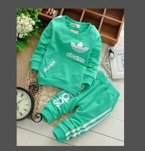 fashion loose sports suit casual hoodie warm sweater baby clothes summer short-sleeved T-shirt V8 on Sale