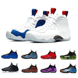 Penny Hardaway Men Basketball Shoes one Doernbecher Hyper Crimson Alternate Galaxy OG Royal white foams air Olympic Sports Sneakers 41-47