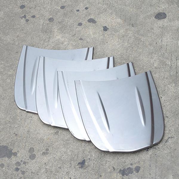 30*26cm metal car speed shape mini car bonnet mini hood custom paint sample model for Auto Body glass coating display MX-179M 10pcs