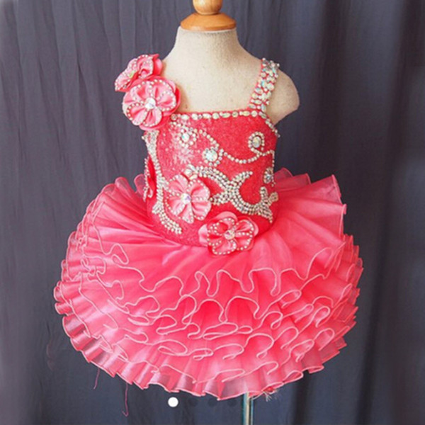 New Flower Girl Dress Babychildrenkids Girls Pageant Eveningprom