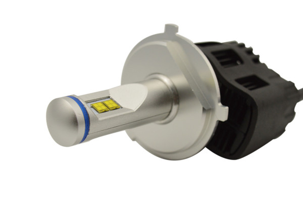 2 Sets H4 9003 HB2 110W 10400LM P6 LED Headlight 12/24V LUMILED MZ 4SMD CHIP 3000K 4300K 5000K 6000K CANBUS NO Flicking Driving Bulb LED Kit