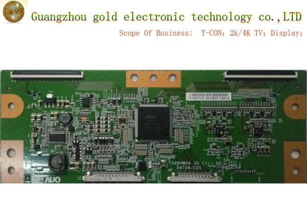Original AUO logic board T546HW04 V0 54t04-C01 T-CON board CTRL board Flat TV Parts LCD LED TV Parts