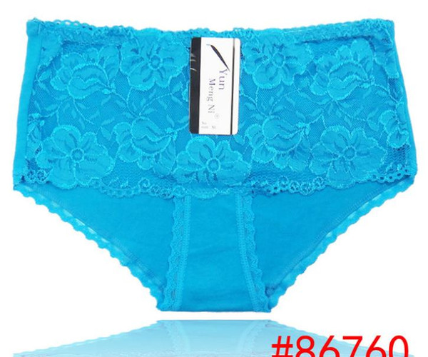 Pretty laced lady's hipster cotton bikini panties stretch lady brief sexy knickers underwear lingerie intimate underpants sheer lace boyleg