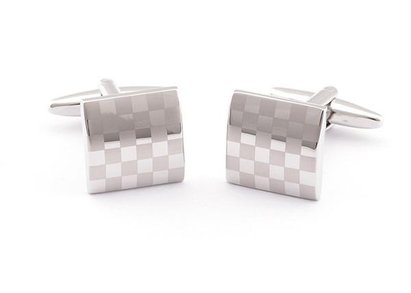 best selling 2016 fashion design men shirt cufflink french cufflinks business gift laser cuff link fasther's day gift cufflinks W145