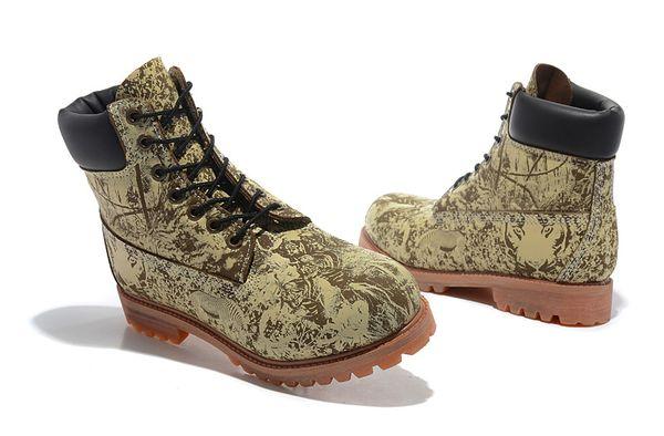 Impermeabili di ottima qualità Martin Stivaletti Brand New Men lavoro escursioni scarpe in pelle Outdoor inverno Snow Boots multi colori