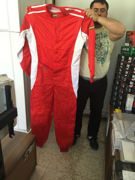 Novo terno de corrida de motocross jacke calças macacão de poliéster 4 tamanho de cor XS-4XL fit homens mulheres não à prova de fogo