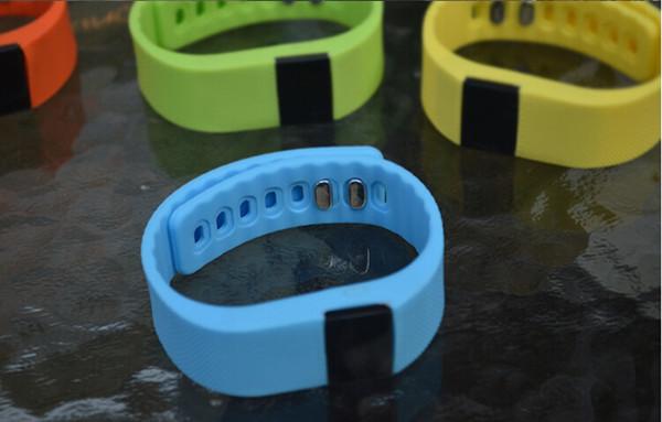 2015 Impermeabile IP67 Smart Braccialetti TW64 bluetooth attività fisica tracker smartband pulsera orologio da polso non fitbit flex fit bit