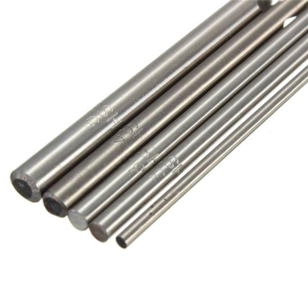 2-5mm Extra Long 160mm HSS Twist Drill Straigth Shank Auger Drilling Bit 1 Pc