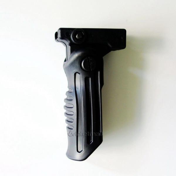 Protège-mains 4 en 1 + Système de rail Picatinny + Poignée tactique + Jeu de poignées pliables pour AK Series AEG 1pcs