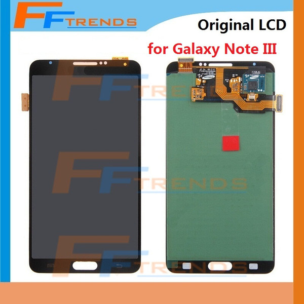 Original LCD Screen & Digitizer Assembly for Samsung Galaxy Note 3 III N900 N900R4 N900T N900P N900V N9006 N900A N9005 100% Test