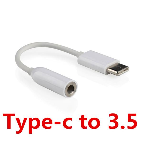 Adaptateur d'écouteur USB 3.1 Type C vers prise jack 3,5 mm Écouteurs Conversion audio Prise d'écouteur Adaptateur Covertor pour type C Smartphone