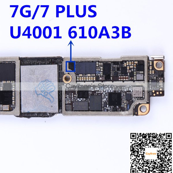 100% New Original For Iphone 7 & 7 PLUS U2 610A3B 36pin Charge Charger  Charging Ic Repair Parts Phone Parts Buy Phone Repair Parts From Cayllnne,