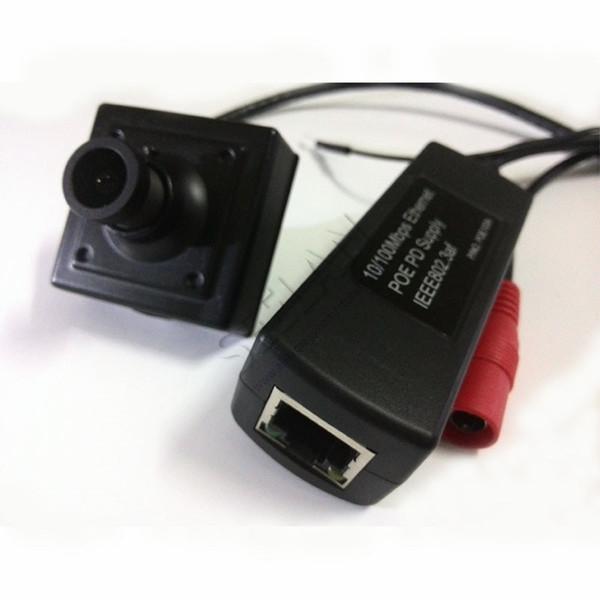 2.0 Megapixel 1080P Full HD 2.0 MP 3.6mm Obiettivo Mini telecamera IP Porta POE CCTV Video Super Mini 40x40mm Bassa illuminazione Onvif P2P