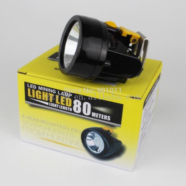 T6 Rechargeable Headlamp LED headlight Coal Mine Light Safety Cap Lamp Mining Helmet Lamp 50pcs/lot YJM-KL2.8LM(B)