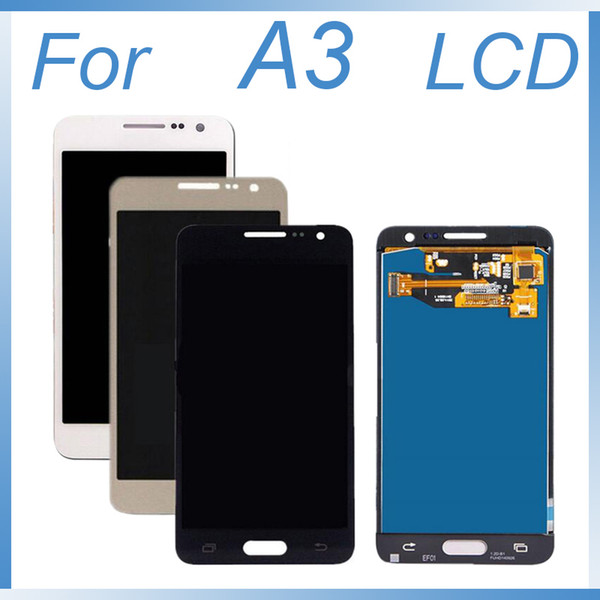 2019 For Samsung Galaxy A3 A300 A300F A300M LCD Touch Screen Digitizer  Assembly LCD Display For Samsung A3 From Phonelinks, $12 73   DHgate Com