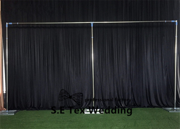 Cheap Price Wedding Backdrop Stand Stage Stent For Wedding Decoration Free Shipping
