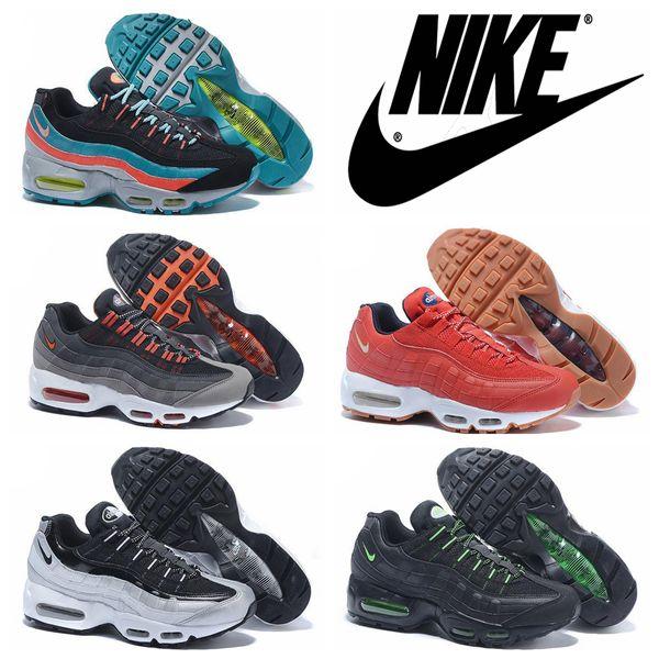 2013 Air Max 90 zapatos para hombre Negro Verde Shop