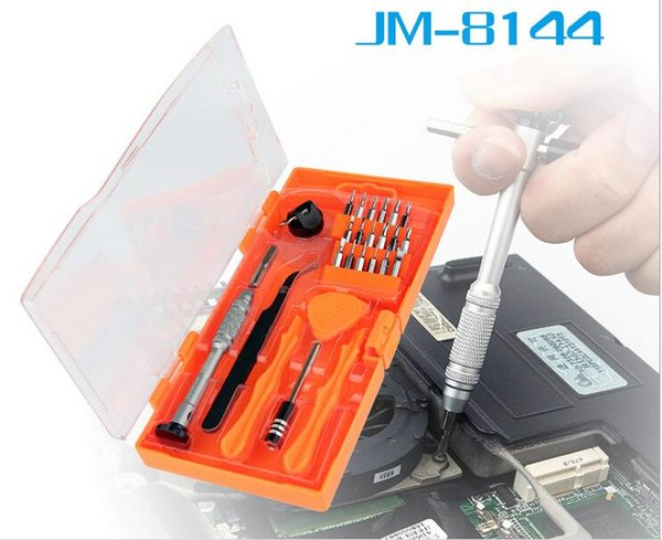 26 in 1 Multifunctional Electronic Repair Tools Kit Screwdriver Set for cellphone PC computer glass camera ect