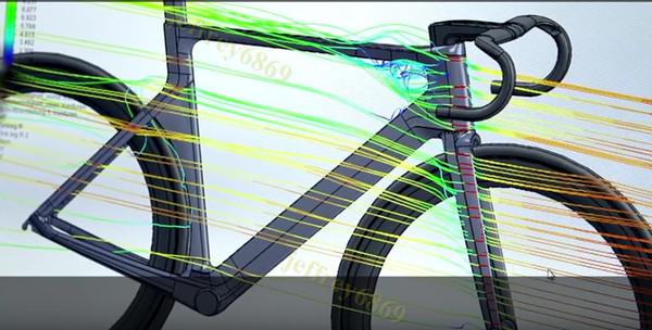 carbon road frame fit for both Di2/Mechanical carbon bicycle frame Aero Carbon Frame Road Bike wheels or frameset