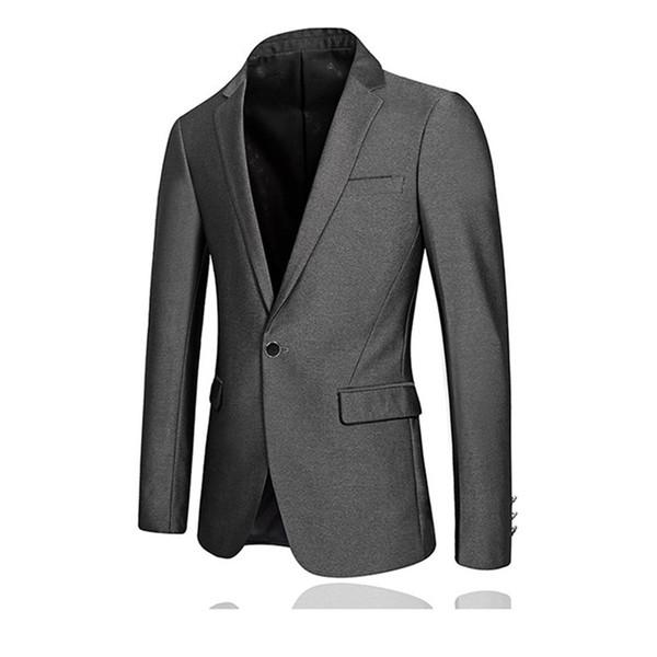 High Quality Men Suit Latest Coat Pant Designs Slim Fit Men's Suit Terno Masculino Plus Size Wedding Dress(Jacket+Pant) Gray Hot