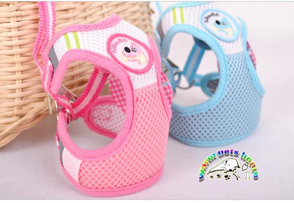 CJ059 Produkte für Hunde Haustier Leine Mini Kabelbaum langlebige Nylon Band Leine für Hunde Welpen kleine Hundegeschirr Kette