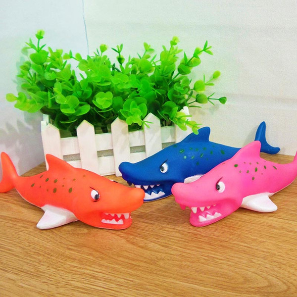 Creative Crocodile Rubber Baby Bath Toys Water Toys Sand Play Water Fun Sounds Swiming Animal Toys Beach Gifts Kids Education Items 30pcs