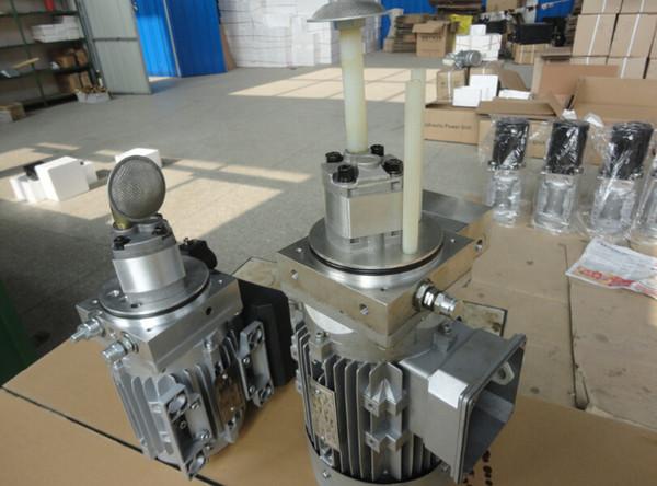 top popular CBK F 4.2 mini hydraulics gear pumps manifold block for hydraulic power packing units bombas hidraulicas de engrenagem 2.1ml r 2020