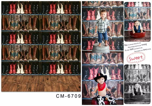 5X7ft Lady Shoes Closet Photography Studio Backgrounds For Photos Muslin Computer Printed Digital Cloth Vinyl Background