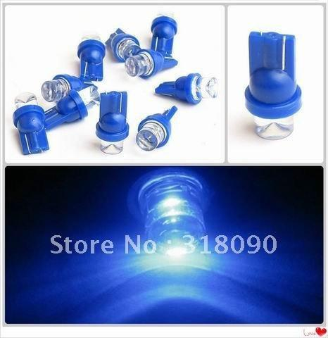 Promotion 40PCS T10 1LED Car Wedge Light Auto Lamp Led Bulbs Door Light 1 Led