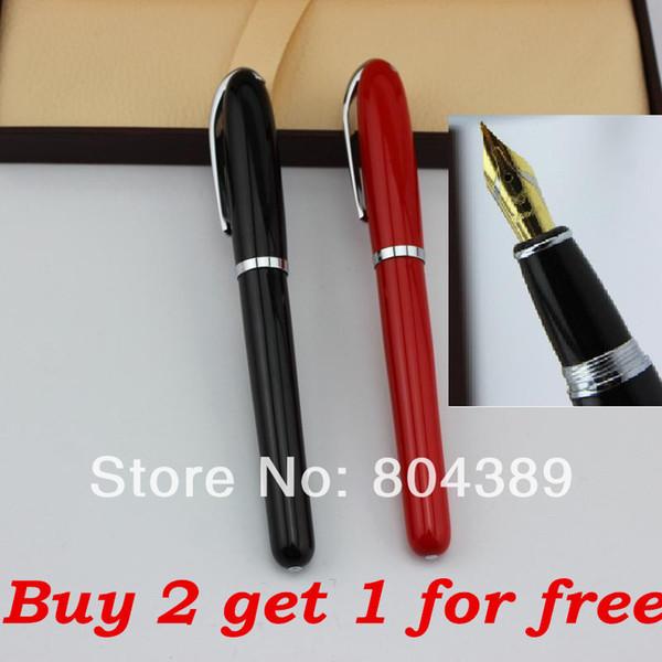 Wholesale-free BAOER 516 High-grade Medium NIB Fountain Pen NEW