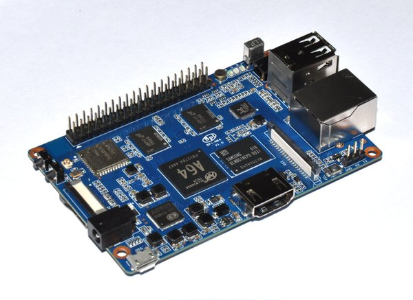 Banana Pi BPI M64 Quad Core 64 Bit SBC With Allwinner A64 ARM Embedded Mini  PC Development Board Electronics On Sale Online Electronics Retailers From