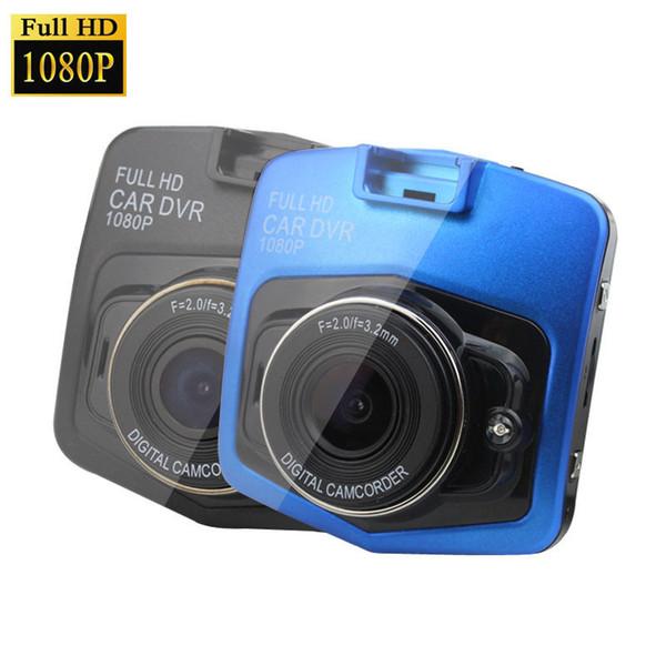 2015 100% Mini Tachograph GT300 DVR de la cámara del coche dvrs full hd 1080p registrador de vídeo registrador de la visión nocturna caja de coche salpicaduras Car DVRs