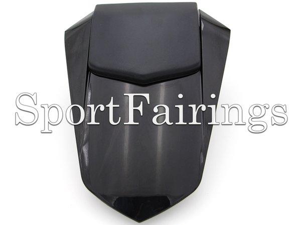 Cubierta trasera de la cubierta del asiento de la motocicleta negra para Yamaha YZF1000 R1 Año 07 08 2007 - 2008 Cubierta del asiento de la careta plástica del ABS de la inyección Nuevo