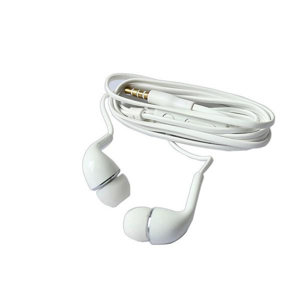 Großhandels-3.5mm In-Ohr Kopfhörer Earbuds Kopfhörer mit Mikrofon für Samsung Galaxy S3 S4 Handys Tabletten PC