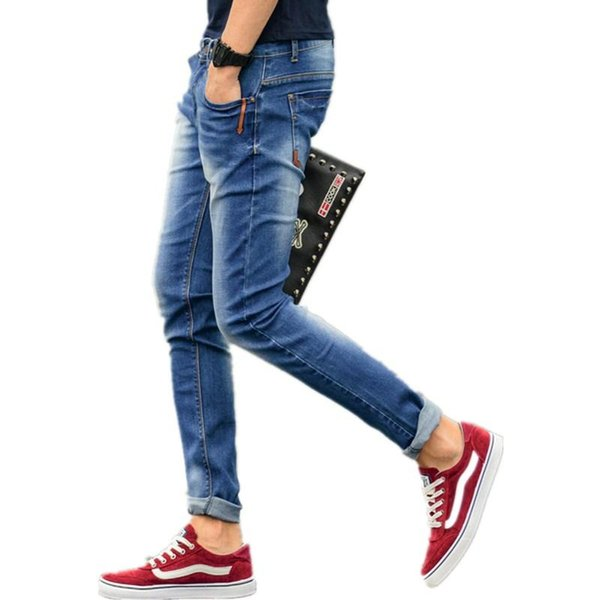 Wholesale Korean Fashion Spring Autumn 2016 New Style Men'S Jeans ...